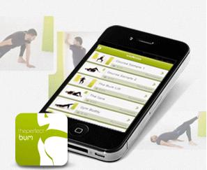 Perfect Bum Mobile App