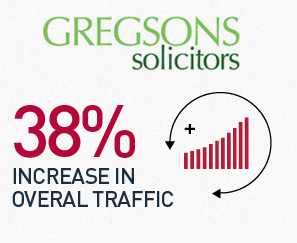 SEO for Gregson's Solicitors