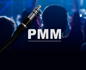 Pentagon Music Management Web Design