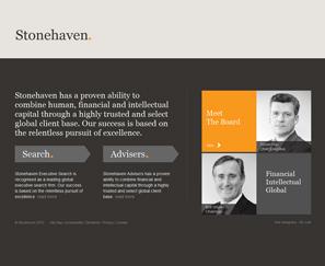 Stonehaven Ventures Website